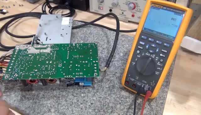 Watch TSP #83 - Teardown & Repair of an Agilent 8164A Lightwave Measurement System GIF on Gfycat. Discover more related GIFs on Gfycat