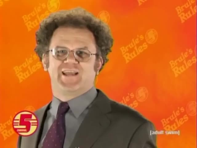 Watch and share Dr Steve Brule GIFs and Brule's Rules GIFs by blackalice on Gfycat