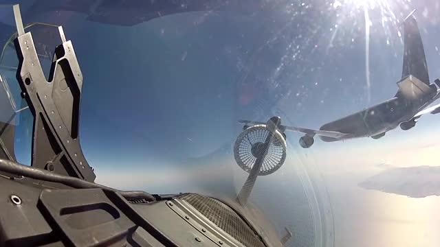 Watch [#BARKHANE] Convoyage et ravitaillement en vol des Mirage 2000N GIF on Gfycat. Discover more MilitaryGfys, mirage 2000, mirage 2000 n GIFs on Gfycat