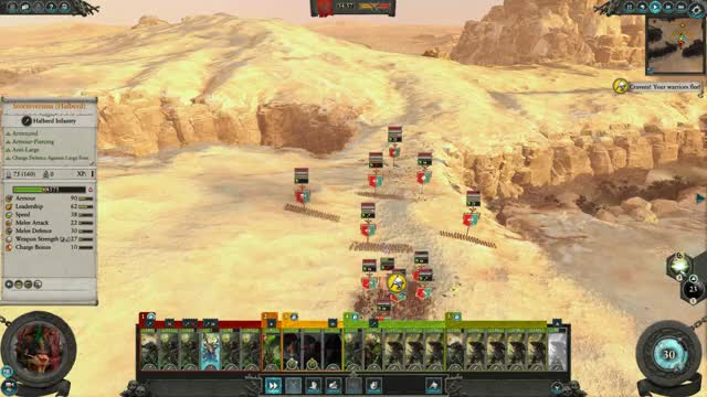 Watch and share Total War WARHAMMER II 10.28.2017 - 22.26.10.07.DVR (2) GIFs on Gfycat