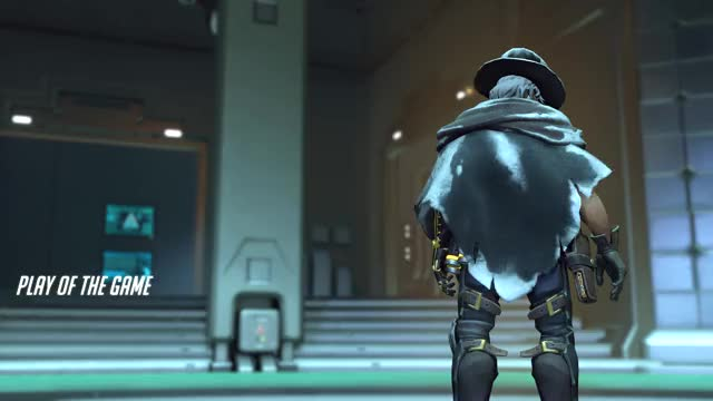Watch and share Overwatch GIFs and Mccree GIFs by usefulwest on Gfycat