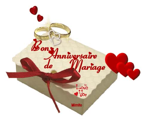 Watch and share Anniver Mariage GIFs on Gfycat