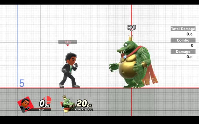 Watch Brawler V KRool Combo GIF by @the3xd on Gfycat. Discover more related GIFs on Gfycat