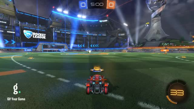 Watch Goal 1: Tangent EwE GIF by Gif Your Game (@gifyourgame) on Gfycat. Discover more FSG, Gif Your Game, GifYourGame, Goal, Rocket League, RocketLeague GIFs on Gfycat