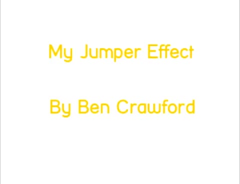 Watch Jumper GIF on Gfycat. Discover more Jumper Effect Crawford617 GIFs on Gfycat