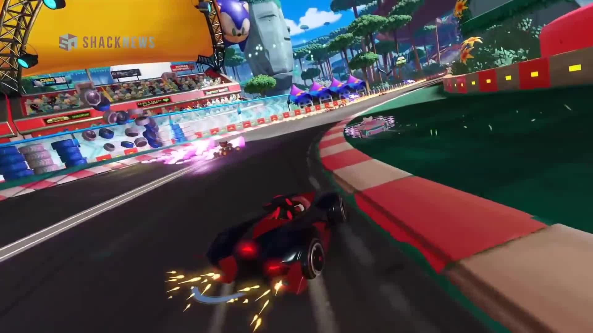 Resultado de imagem para team sonic racing screenshot 1080p