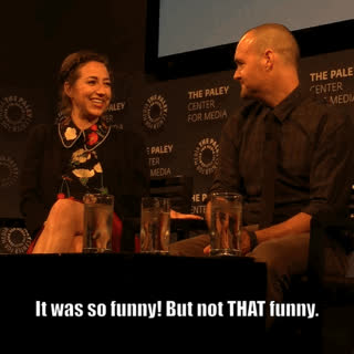 am, amusing, for, hey, i, kristen schaal, looking, hey am amusing for looking i GIFs