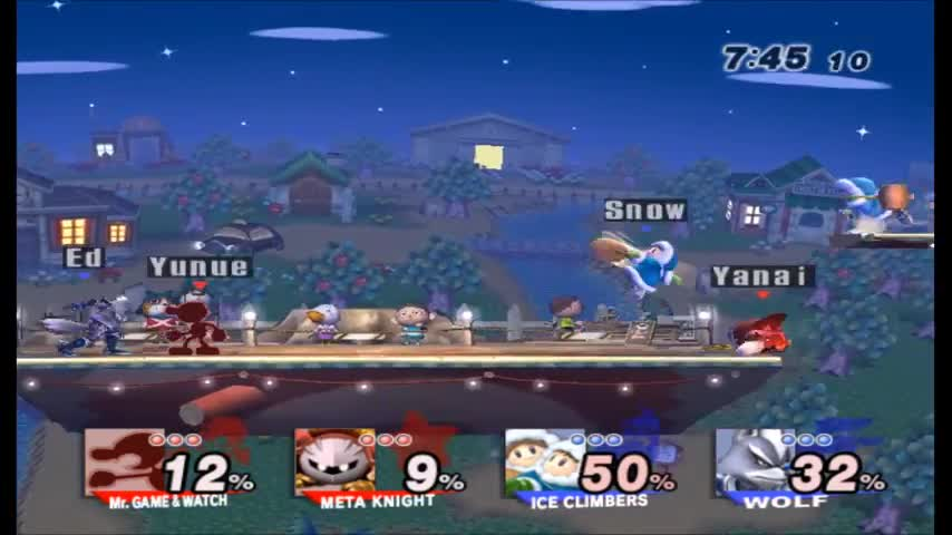 dont read these, [SSBB Wi-Fi] 2v2 Friendlies GIFs