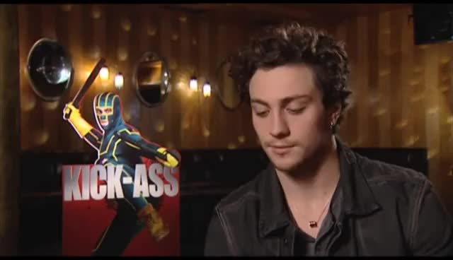 Watch and share Aaron Johnson GIFs on Gfycat
