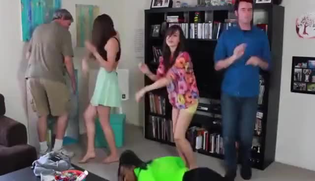 Watch Colleen dance GIF on Gfycat. Discover more MIranda Sings GIFs on Gfycat