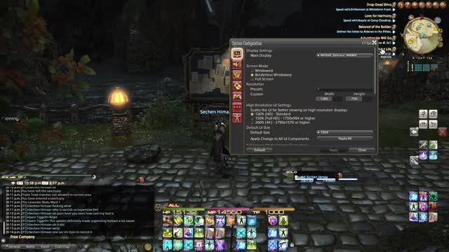 FF14 BRD Hotbar - Garrulf GIF | Find, Make & Share Gfycat GIFs