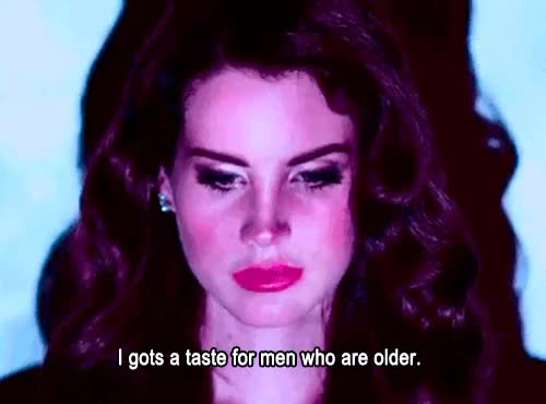 Watch and share Lana Del Rey Quote GIFs and Tcc Family GIFs on Gfycat