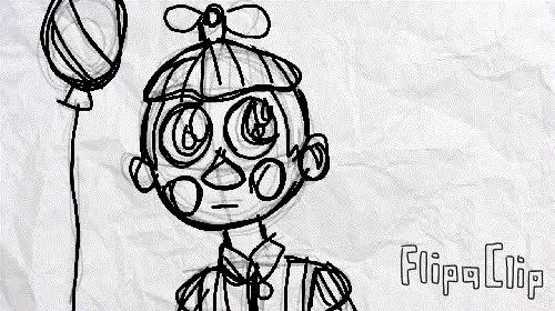 Watch and share Balloon Boy Gif (mini Animation) By Edd-The-Werewolf GIFs on Gfycat