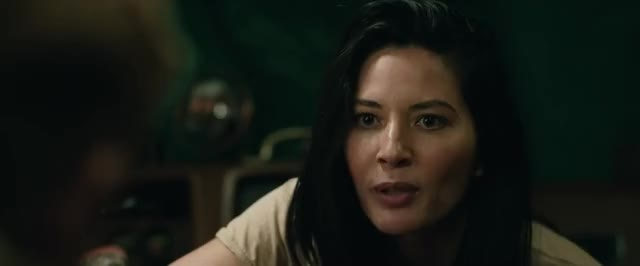Watch Serious business GIF by Predator (@thepredatormovie) on Gfycat. Discover more 20th Century Fox, Fox, Movies, New Trailer, Predator, Sci-fi, Scifi, The Predator, celebrity, celebs, olivia munn GIFs on Gfycat