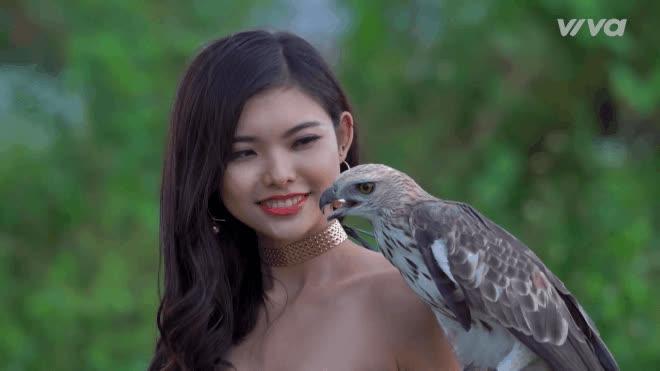 Như fan mong đợi, The Face Việt Nam nhen nhóm một cuộc chiến không khoan nhượng với chị đại Lukkade