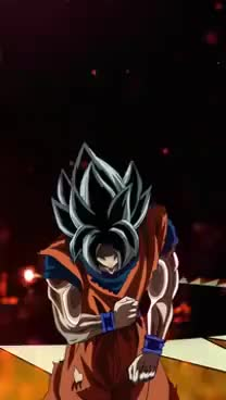 Watch and share Limit Breaker Goku Wallpaper GIFs on Gfycat