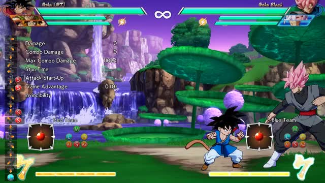 Watch and share Dbfz GIFs by creamy on Gfycat