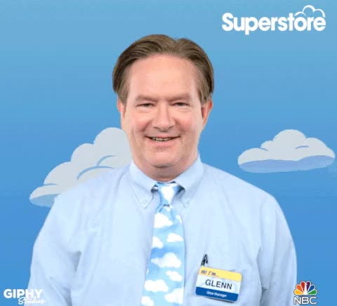 Watch and share Mark Mckinney GIFs and Superstore GIFs on Gfycat
