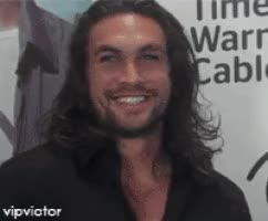 Watch and share Jason Momoa GIFs and Shrug GIFs on Gfycat