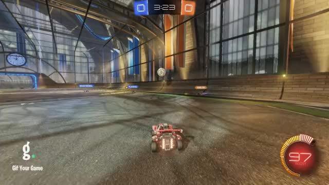 Watch Goal 1: LFT Midoriya Izuku GIF by Gif Your Game (@gifyourgame) on Gfycat. Discover more Gif Your Game, GifYourGame, Goal, LFT Midoriya Izuku, Rocket League, RocketLeague GIFs on Gfycat
