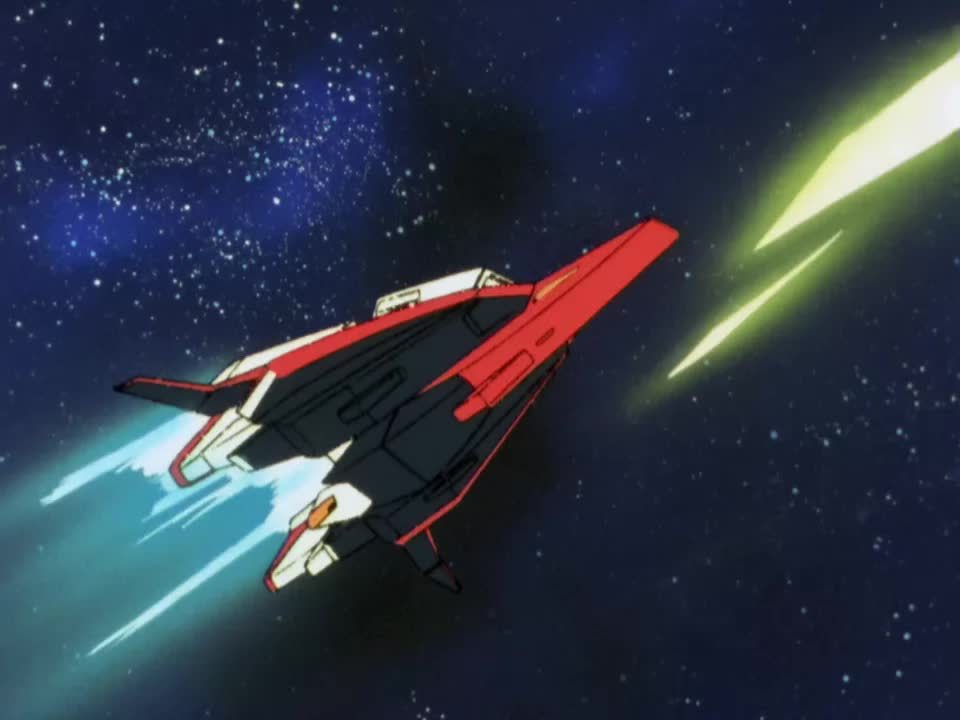 Wingsoflight, anime, wingsoflight, Zeta Transformation and attack GIFs