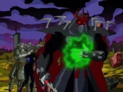 Watch and share TMNT Tengu Shredder Kills Karai GIFs on Gfycat