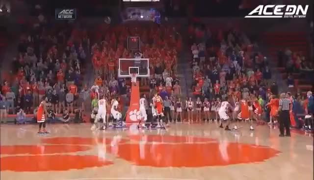 Watch and share Syracuse's Tyus Battle: Game-Winning Buzzer Beater Vs. Clemson GIFs on Gfycat