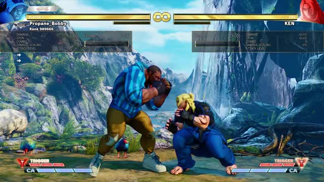 Watch Balrog Combo #5 GIF on Gfycat. Discover more StreetFighter GIFs on Gfycat