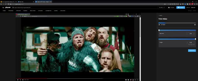 Watch and share Video To GIF Creator - Make GIFs From Videos Gfycat   Https   Gfycat.com  - Firefox Nightly 2020-06-09 19-57-29 GIFs on Gfycat