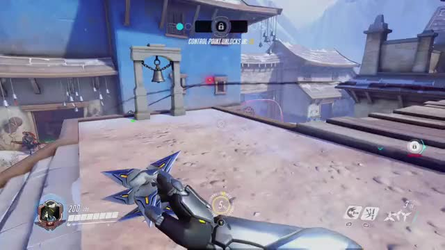 Watch interesting  GIF by Xbox DVR (@xboxdvr) on Gfycat. Discover more GrummSaucer242, OverwatchOriginsEdition, xbox, xbox dvr, xbox one GIFs on Gfycat