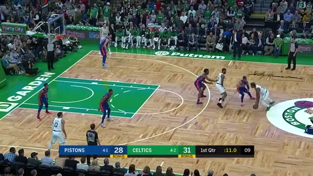 Watch sm PNR (c) GIF by Mike Snyder (@m_james_snyder) on Gfycat. Discover more Boston Celtics, Detroit Pistons, basketball GIFs on Gfycat