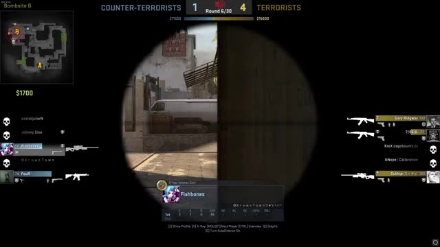 Watch CSGO awp 1vs3 GIF by @powpowfishbones on Gfycat. Discover more related GIFs on Gfycat