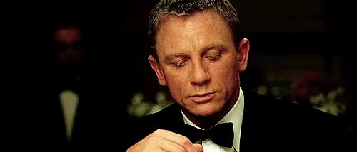 Watch and share Daniel Craig GIFs and James Bond GIFs on Gfycat