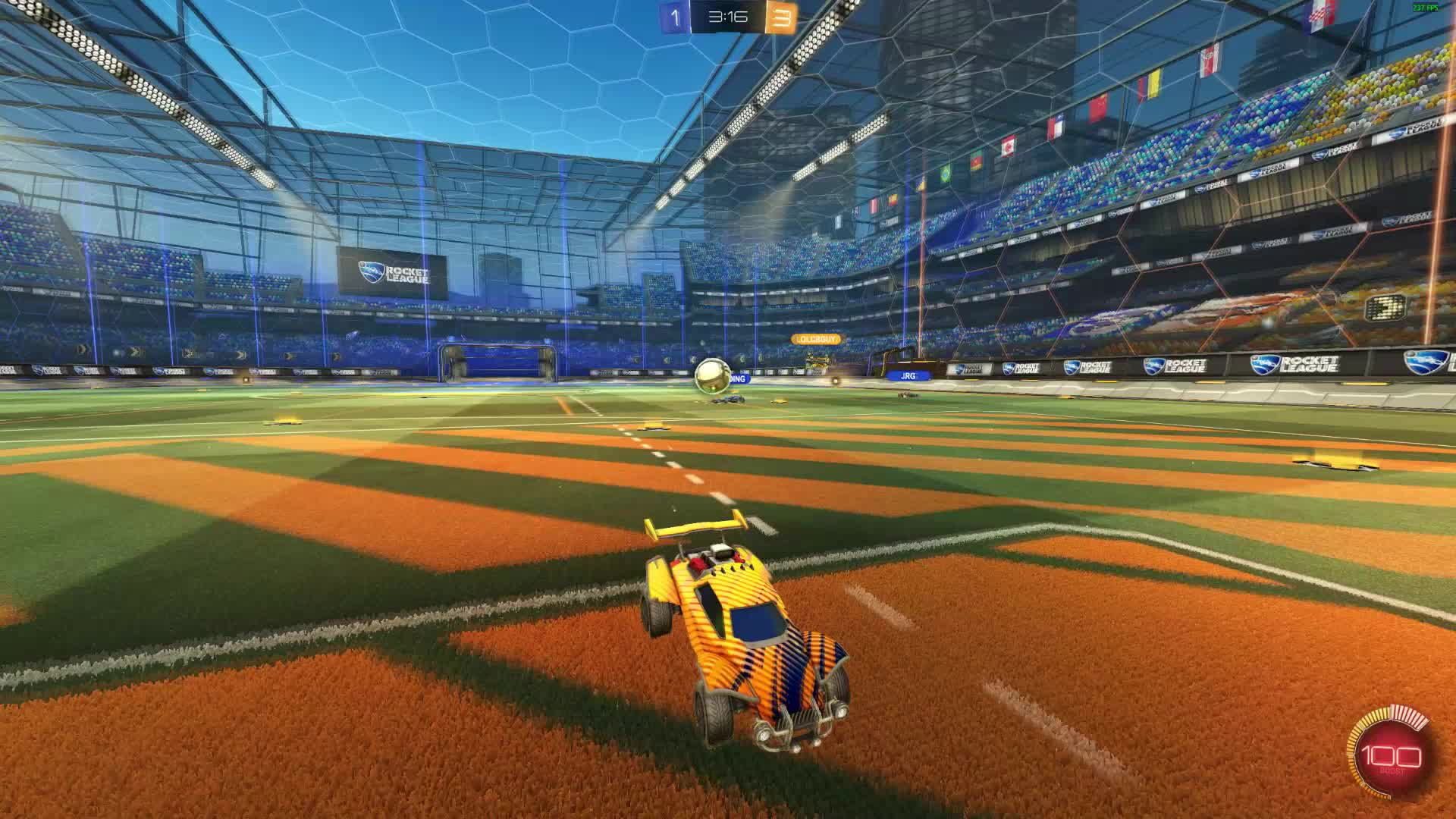 rocketleague, Contest GIFs