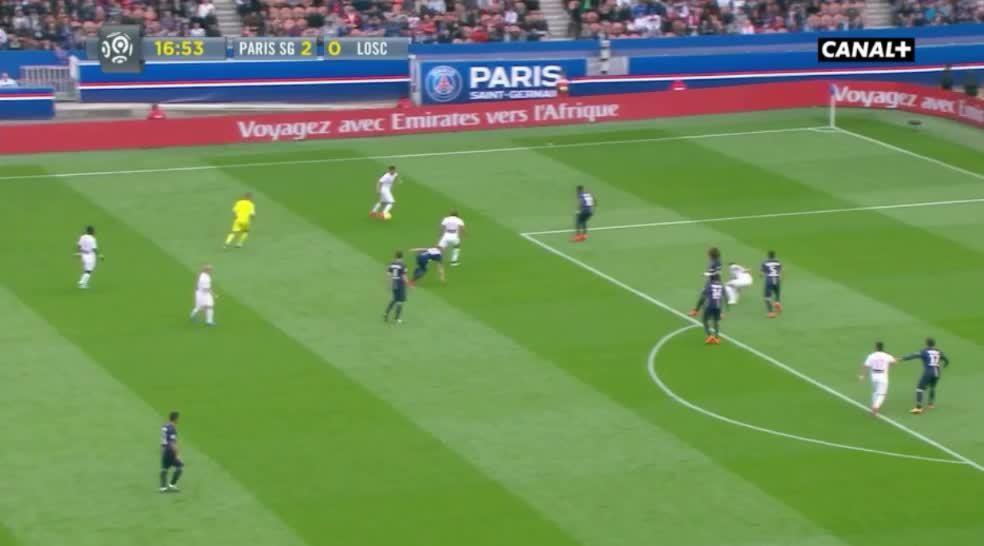 madtekkers, Sofiane Boufal skills vs PSG (reddit) GIFs