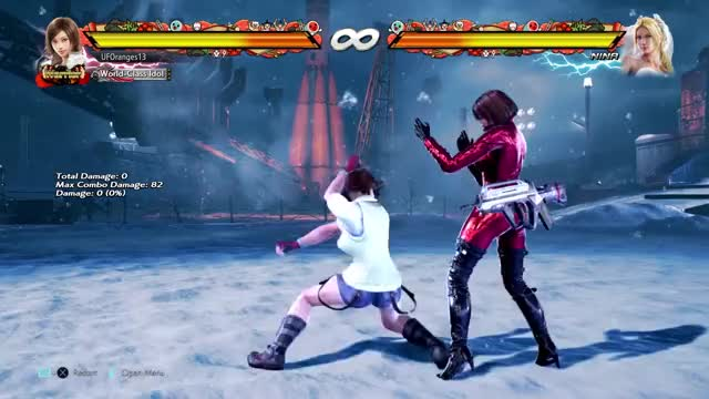 Watch and share Wallbreak GIFs and Tekken 7 GIFs by Jhon Joshua Lade on Gfycat