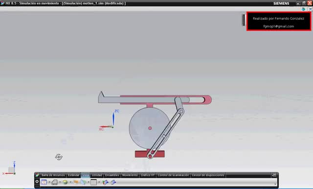 Watch MECHANISM QUICK RETURN - RETORNO RAPIDO GIF on Gfycat. Discover more Mechanism, Speed, quick GIFs on Gfycat
