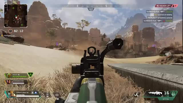 Watch 3dead. Threw their shoes over a wire.  GIF by Xbox DVR (@xboxdvr) on Gfycat. Discover more ApexLegends, Clifford Lebern, xbox, xbox dvr, xbox one GIFs on Gfycat