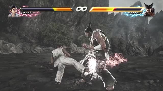 Tekken 7 Story Mode Kid Kazuya Vs Heihachi Full Fight 1080p 60fps