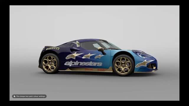 Watch and share Alpinestars Alfa Romeo C4 Crop GIFs on Gfycat