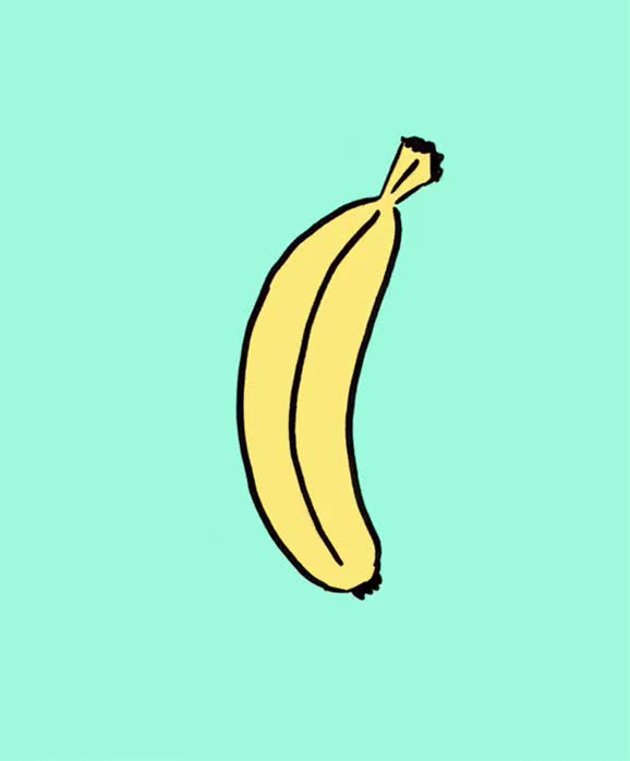 Watch and share Stripping Banana GIFs on Gfycat