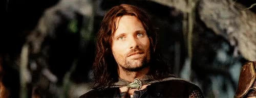 Watch and share Viggo Mortensen GIFs and Smile GIFs on Gfycat