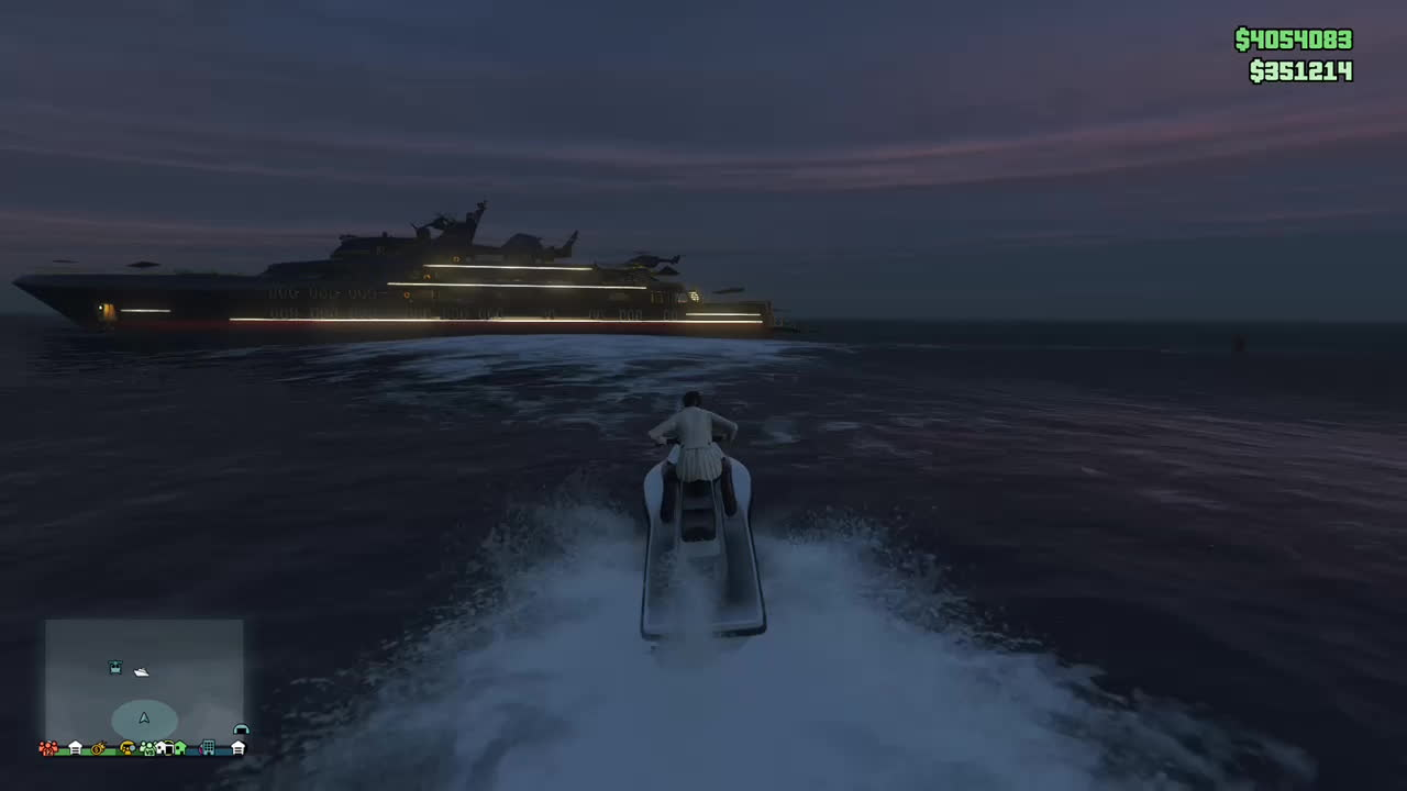 gtav, stubbed toe, water allergy, How Did I Die? GIFs