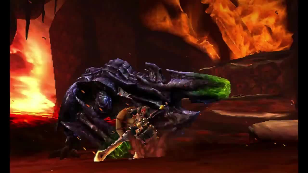 monsterhunter, Enhance CB GIFs