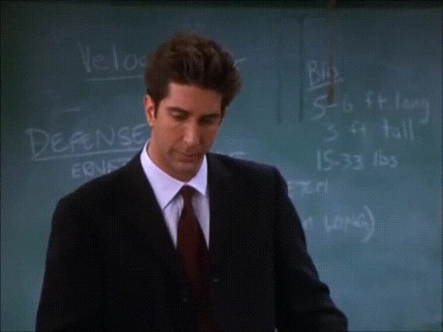Watch and share David Schwimmer GIFs on Gfycat