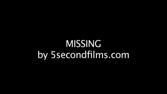 Watch Missing GIF on Gfycat. Discover more 5secondfilms, 5sf, Missing, films, lost, man, sad, second, sign, stapler GIFs on Gfycat