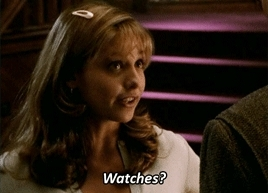 BTVS, Buffy, Buffy Summers, Rupert Giles, buffy the vampire slayer, season 1, welcome to the hellmouth GIFs