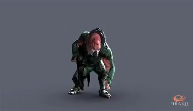 XCOM 2 Animation Reel GIFs