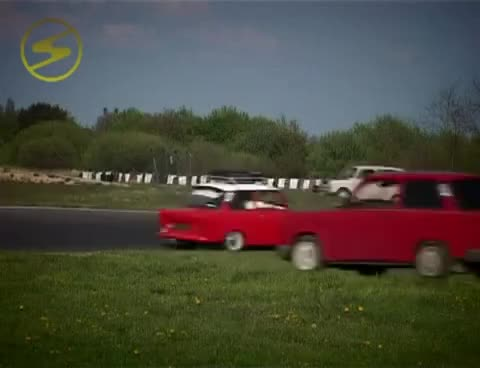 Watch and share Trabant Track Day GIFs on Gfycat