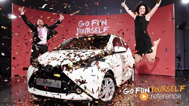Watch 360ties - Toyota - go fun yourself GIF by @360ties on Gfycat. Discover more 360ties, gofunyourself, toyota GIFs on Gfycat